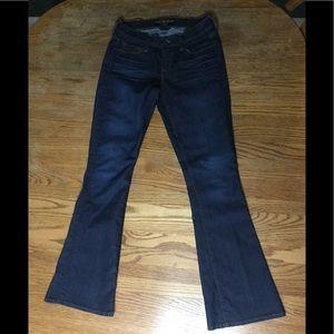 "Lucky Brand ""Sofia Boot"" Leg Jeans"